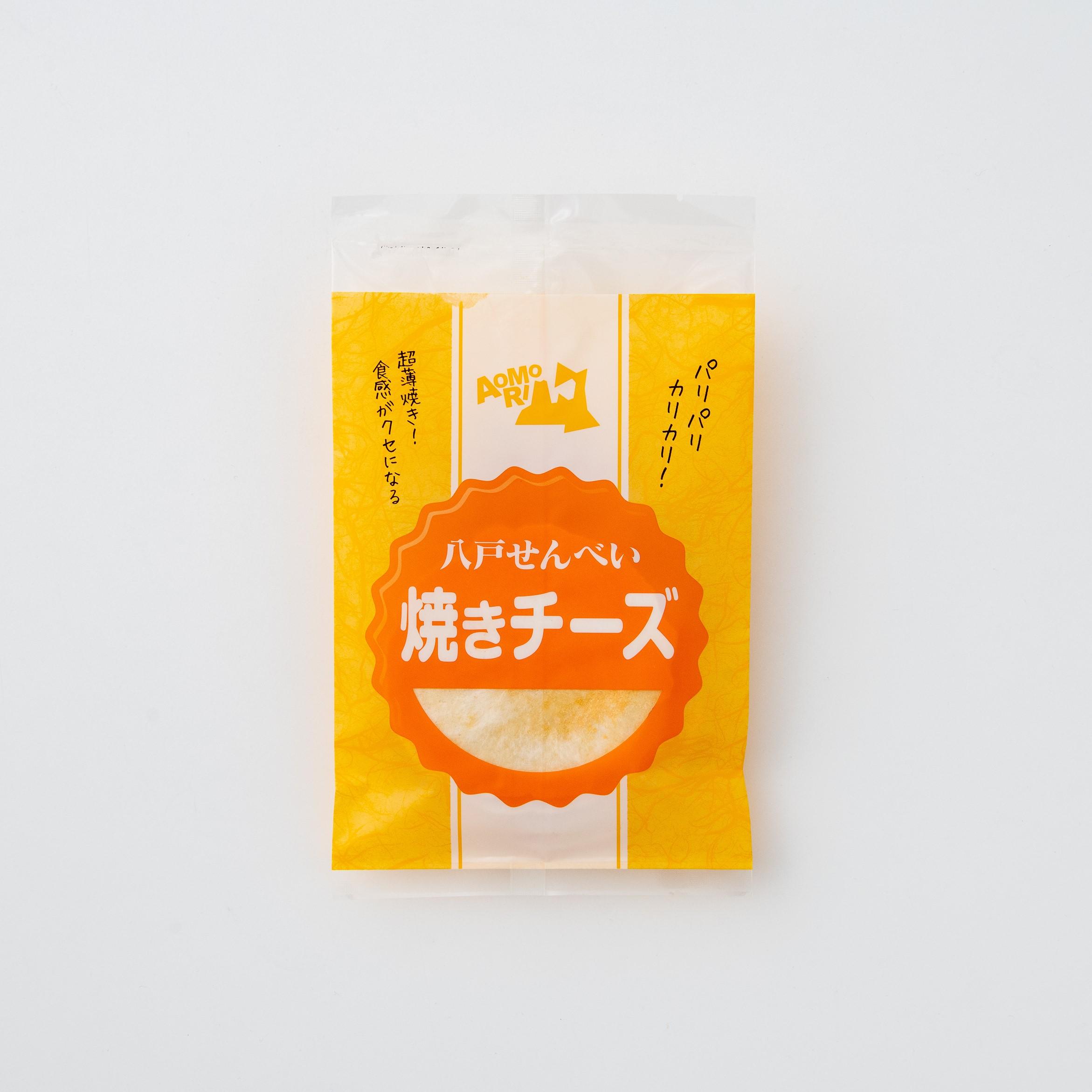 八戸せんべい 焼きチーズ